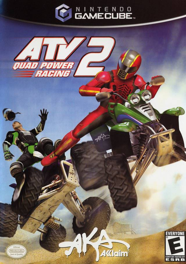 Atv Quad Power Racing 2 Iso