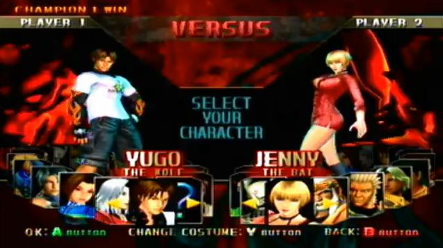 Bloody Roar Primal Fury ISO < GCN ISOs | Emuparadise