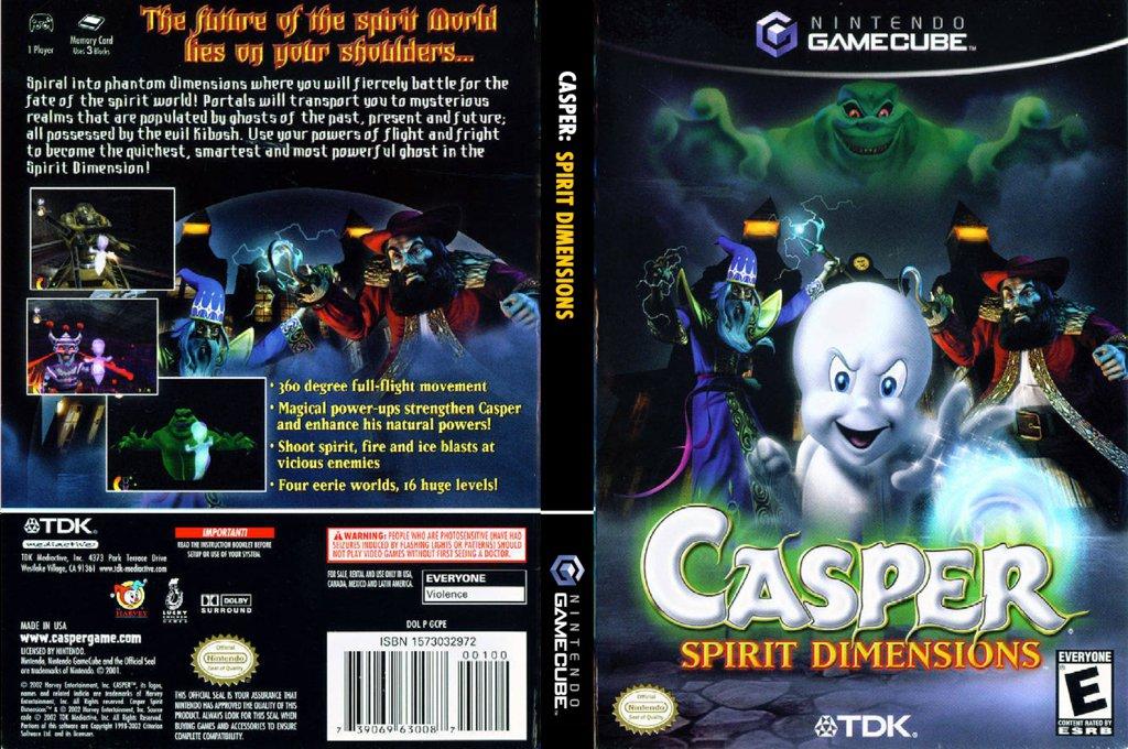 Casper Spirit Dimensions Iso