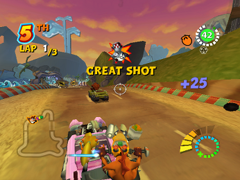 Crash Tag Team Racing ISO Download < GCN ISOs | Emuparadise