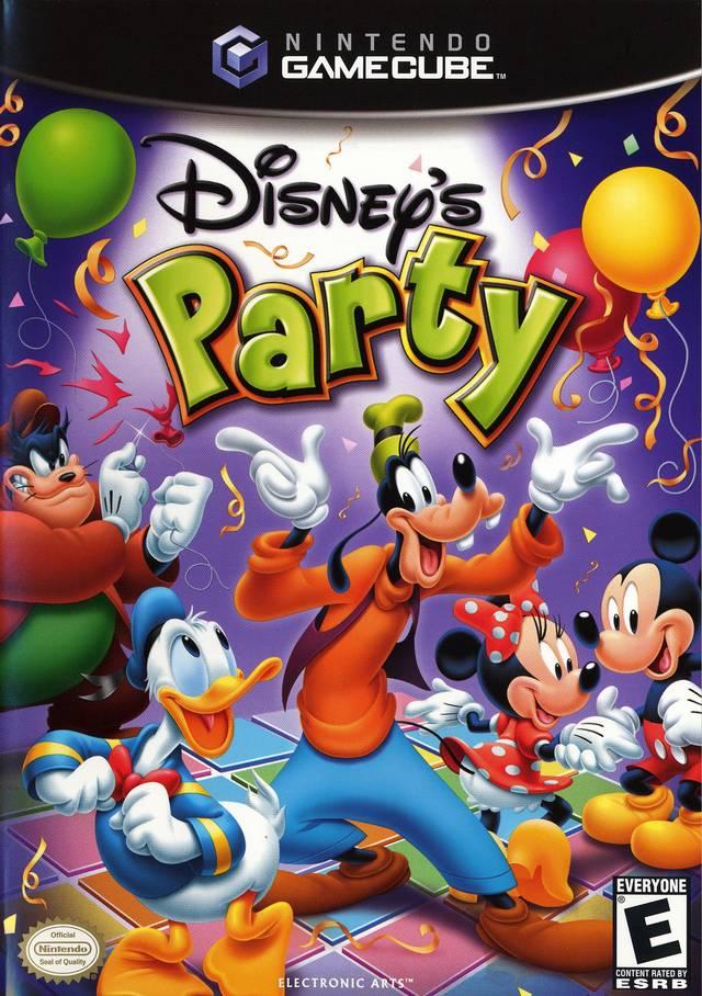 Disney Party Iso