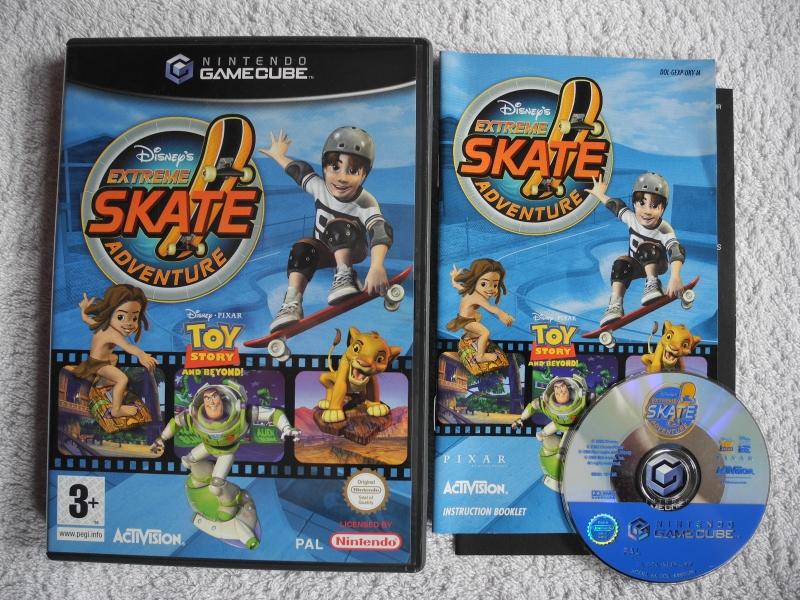 Disneys Extreme Skate Adventure Iso