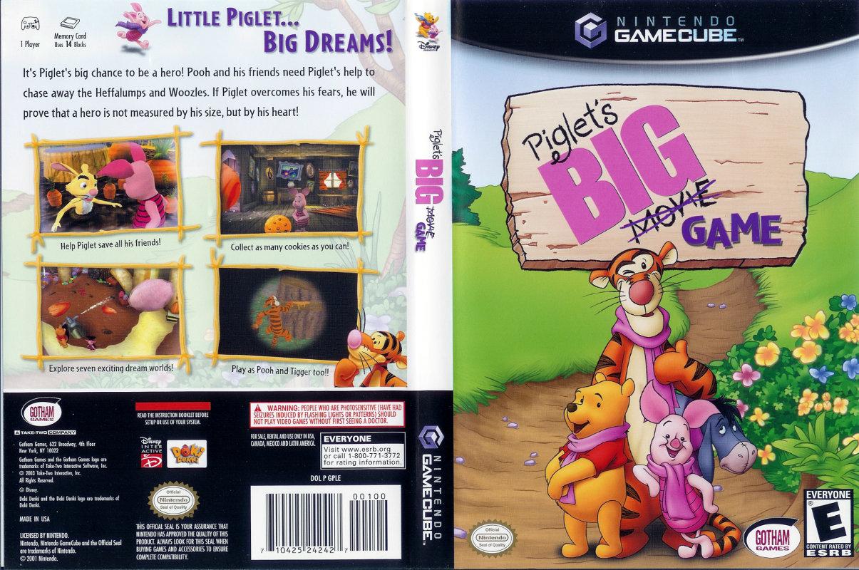 30+ Piglet's Big Game JPG