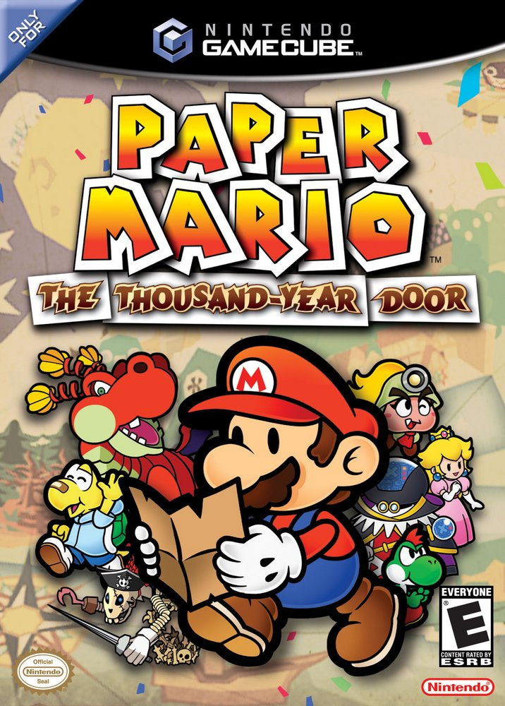 Paper Mario The Thousand Year Door ISO < GCN ISOs | Emuparadise