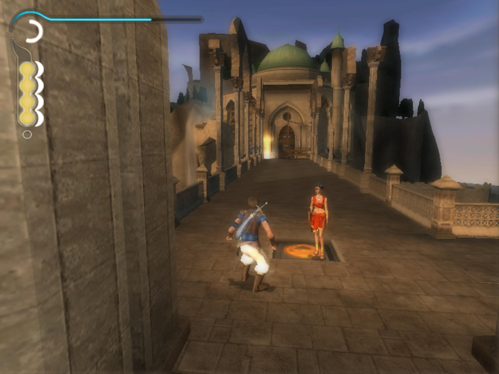 sands of time Prince of persia: the sands of time is an action-adventure game with a heavy focus on platforming the story revolves around the wry prince, a time.