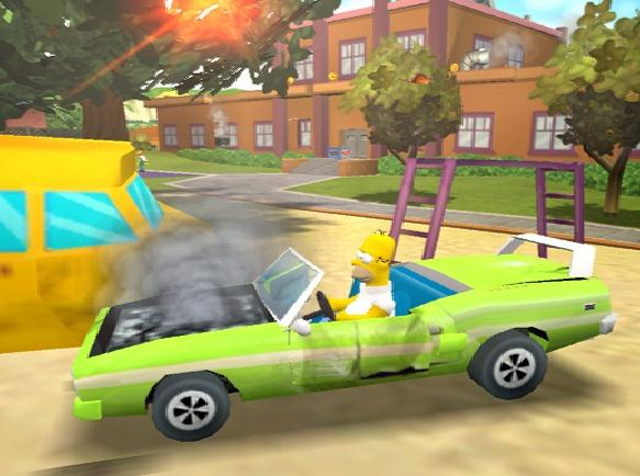 The Simpsons Hit And Run ISO Download < GCN ISOs | Emuparadise