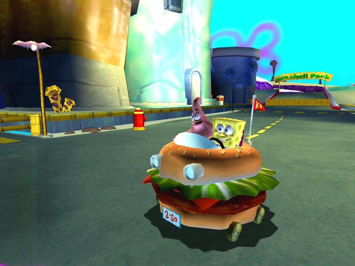 Spongebob скачать игру на компьютер