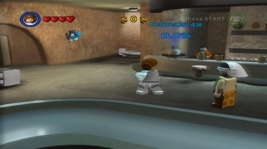 Screenshot Thumbnail Media File 2 For Lego StarWars II The Original Trilogy