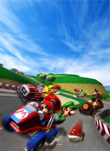 Mario Kart Double Dash Iso Gcn Isos Emuparadise