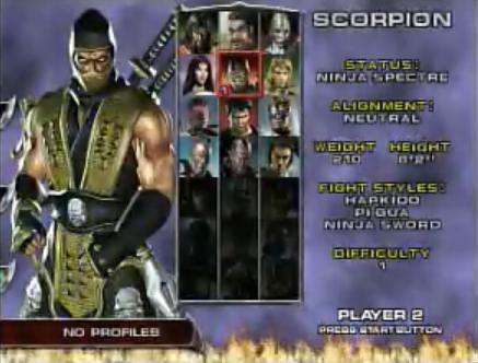 Mortal Kombat Deadly Alliance ISO Download < GCN ISOs