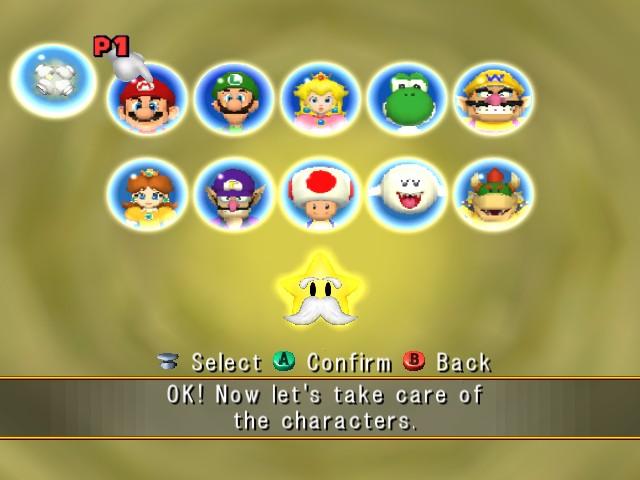 Mario Party 5 (Europe) (En,Fr,De,Es,It) ISO < GCN ISOs