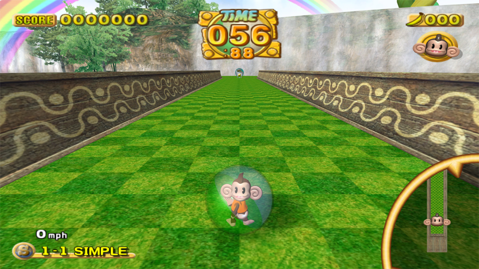 Image result for SUPER MONKEY BALL 2