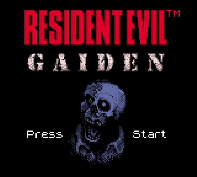 Resident evil 2 game boy advance download rom | Resident