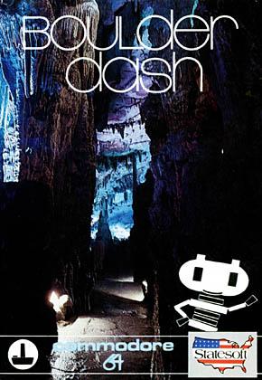 Boulder Dash (E) ROM < C64 Tapes ROMs | Emuparadise