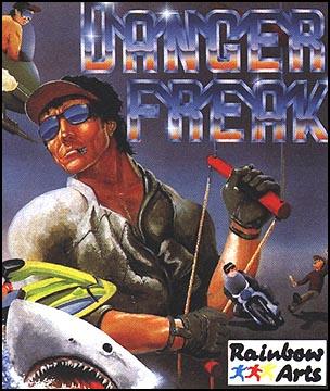 Danger Freak (E) ROM < C64 Tapes ROMs   Emuparadise