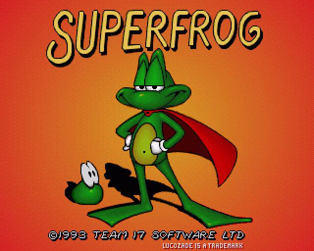Superfrog ROM < Amiga ROMs | Emuparadise