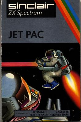 Jetpac (1983)(Ultimate) ROM < ZX Spectrum (TAP) ROMs | Emuparadise