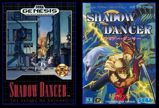 Shadow Dancer Europe Rom