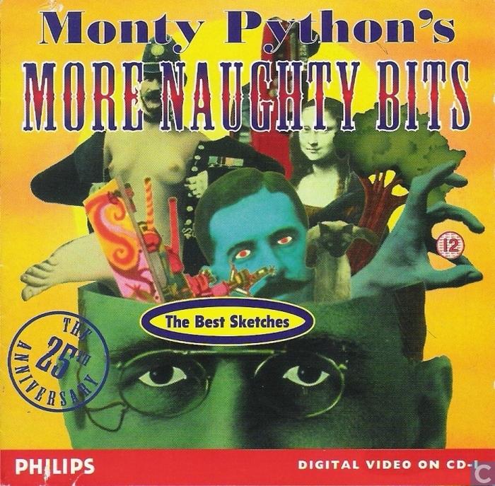 Monty Python's More Naughty Bits (CD-i) ISO < CD-I ISOs
