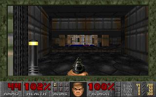 Doom v1 2 Patch Registered (1994)(Id Software) Game Download < DOS