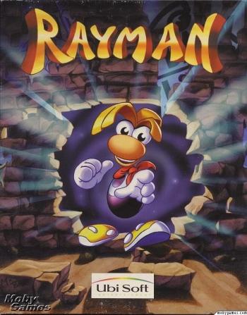 rayman 1995 pc