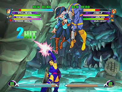 Marvel vs capcom 2 new age of heroes ps2 iso (usa) download ziperto.