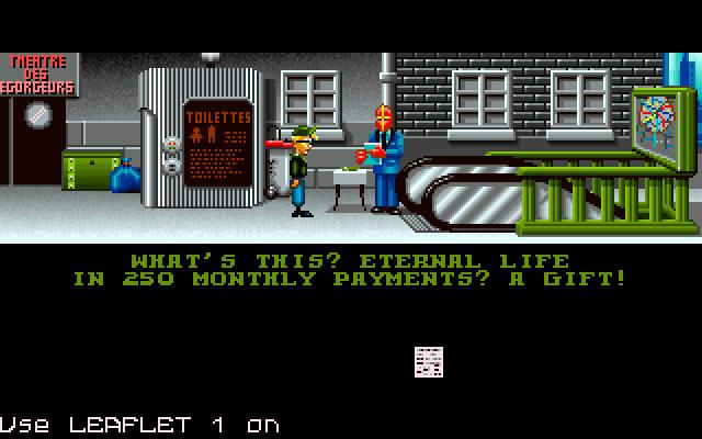 Bargon Attack (Floppy DOS) Game < ScummVM Games | Emuparadise