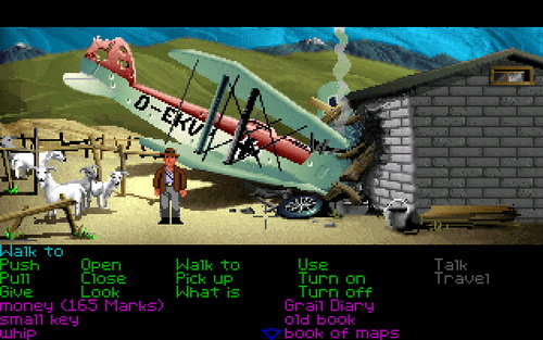 scummvm indiana jones 3