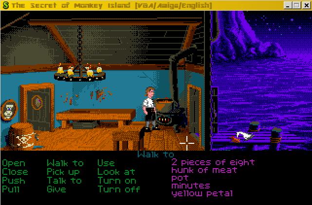 The Secret Og Monkey Island