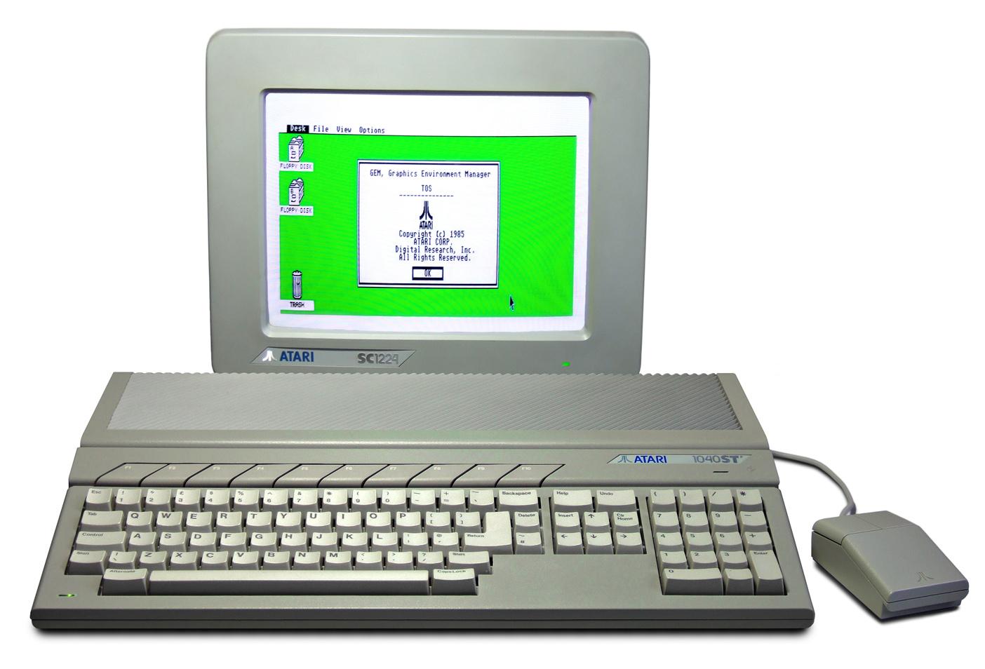 Atari ST < Fullset ROMs | Emuparadise