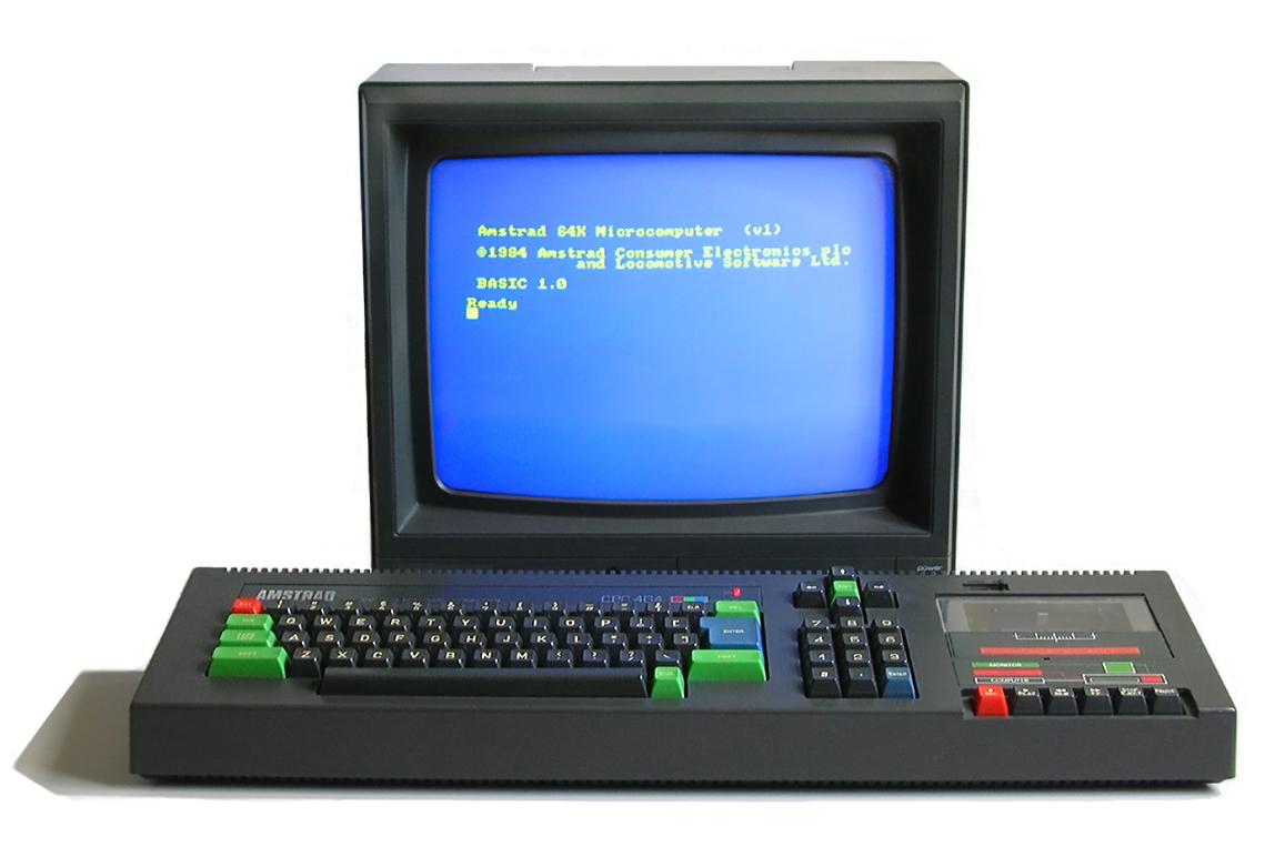 rom amstrad cpc 6128