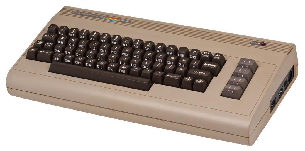 Commodore 64 (GoodGB64 v3 00) < Fullset ROMs | Emuparadise