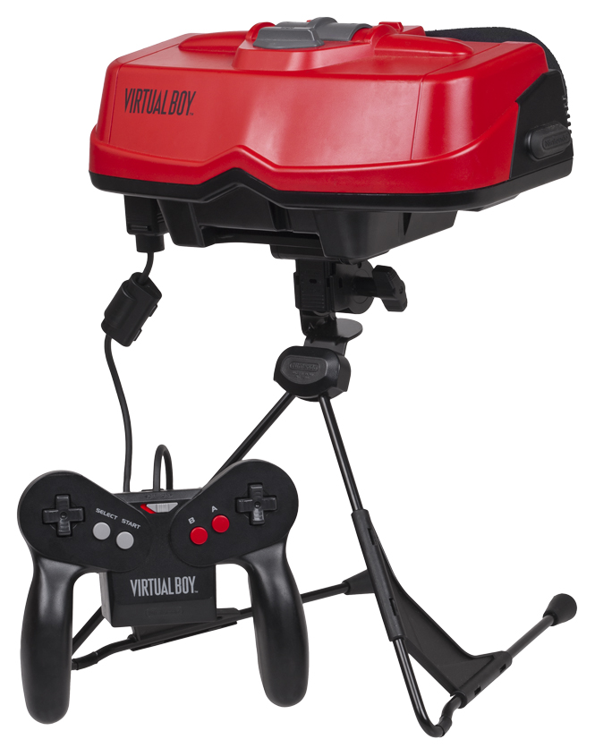 Nintendo Virtual Boy (GoodVBoy v2 01) < Fullset ROMs | Emuparadise