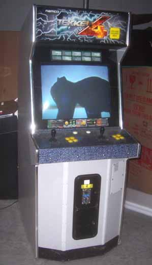 tekken arcade machine