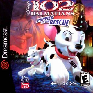 Screenshot Thumbnail / Media File 1 for 102 Dalmatians, Disney's - Puppies to the Rescue (USA)