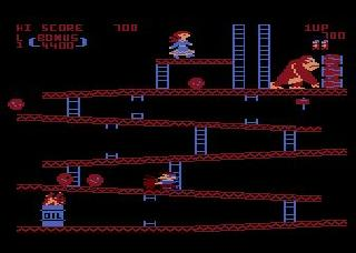 Screenshot Thumbnail / Media File 1 for DonkeyKong