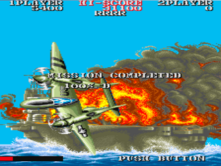 Screenshot Thumbnail / Media File 1 for 1943: The Battle of Midway (Euro)