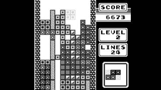 Screenshot Thumbnail / Media File 1 for Tetris (set 1)