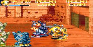 Screenshot Thumbnail / Media File 1 for Armored Warriors (USA 941024)
