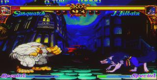 Screenshot Thumbnail / Media File 1 for Darkstalkers: The Night Warriors (Euro 940705)
