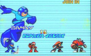 Screenshot Thumbnail / Media File 1 for Giga Man 2: The Power Fighters (Bootleg of Mega Man 2: The Power Fighters)