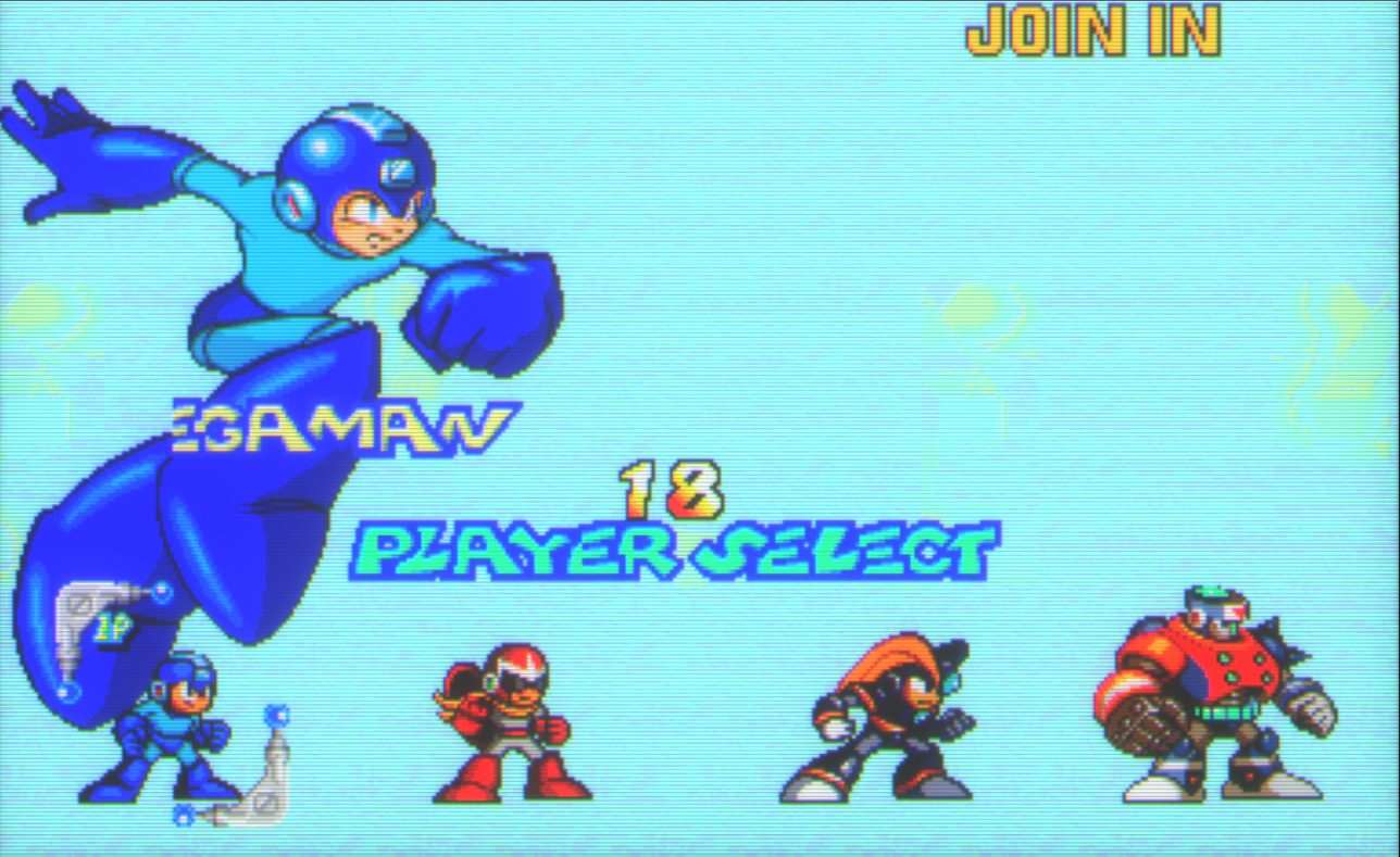 Giga Man 2: The Power Fighters (Bootleg of Mega Man 2: The
