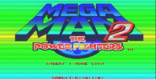Screenshot Thumbnail / Media File 1 for Mega Man 2: The Power Fighters (USA 960708)