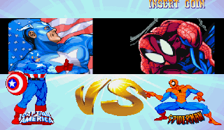 Screenshot Thumbnail / Media File 1 for Marvel Super Heroes (Brazil 951117)