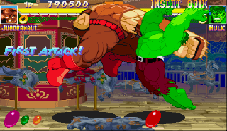 Screenshot Thumbnail / Media File 1 for Marvel Super Heroes (Euro 951024)