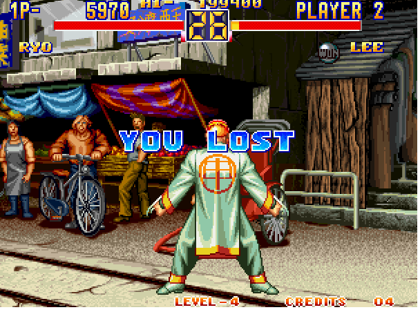 Art Of Fighting 2 Ryuuko No Ken 2 Set 1 Rom Neogeo Roms