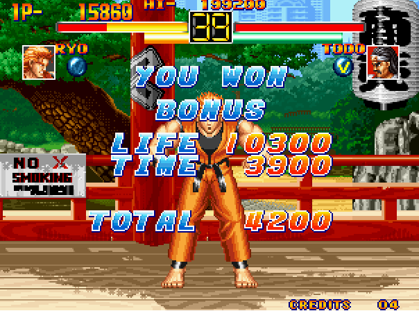 Art Of Fighting Ryuuko No Ken Rom Neogeo Roms Emuparadise