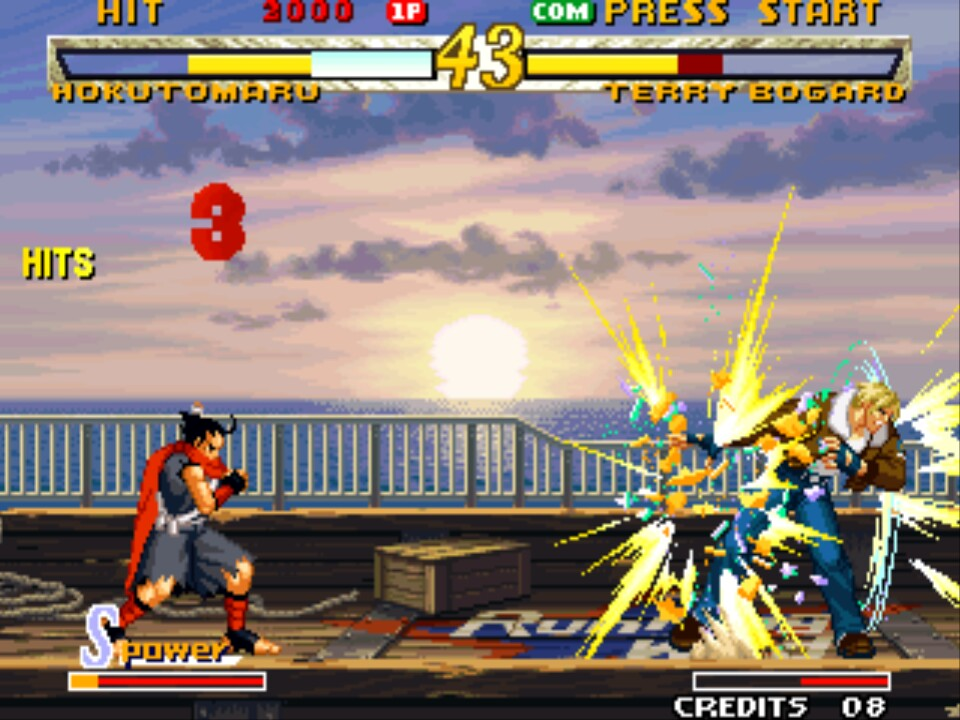 Garou: Mark of the Wolves (Set 1) ROM < NeoGeo ROMs | Emuparadise