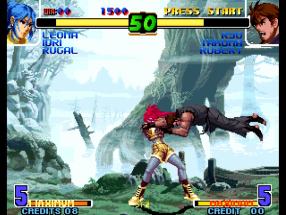 descargar the king of fighters 2002 para iphone gratis