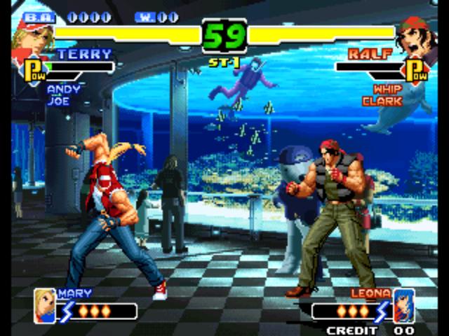 The King of Fighters 2000 ROM < NeoGeo ROMs | Emuparadise